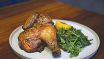 With a Slim But Tight Menu and Open Fire Cooking, Alea Dazzles in Ohio City