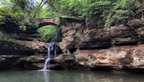 Ohio Officials Close Hocking Hills State Park in an Effort to Slow the Spread of Coronavirus