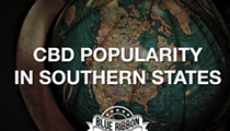 CBD Popularity in Southern U.S. States