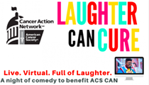 Virtual Edition of Annual Laughter CAN Cure to Take Place on Aug. 26