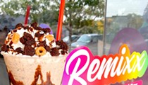 Remixx Ice Cream and Cereal Bar, Now Open on Clifton, Combines Two Great Comforts in One