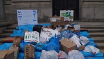 No Updates on Cleveland's Lapsed Recycling Program, But Report Expected Next Month