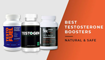 Best Testosterone Booster Supplements [2021 Update]