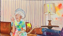 """Bay Arts Rings in Spring with Two Exhibitions, """"Time Travel"""" and """"Uncovered Stories"""""""