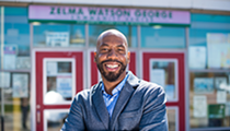 Library Worker Erick Walker Wants to Elevate Resident Resilience in Ward 4 City Council Run