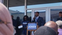Councilman Basheer Jones Makes it Official: He's Running for Mayor