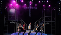 Testaments and Testosterone at Porthouse Theatre with the Christian-Rock Vibes of 'Altar Boyz'