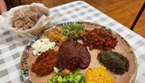Habesha Delivers Intoxicatingly Delicious, Social Ethiopian Fare in West Park