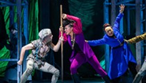Spirits, Monsters and Magic — Great Lakes Theater Has a Fierce and Fun 'Tempest'