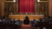 Ohio Supreme Court Justice Pat DeWine Defends Redistricting Recusal Decision Despite Murky Track Record