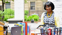 Cleveland Public Library Introduces Book Bike to City Streets