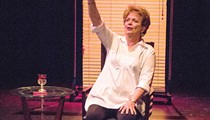 Scene's Theater Critic Tells her Story in a Deeply Moving, Funny One-Woman Play at Playhouse Square