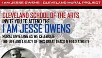 Cleveland School of the Arts Unveils Jesse Owens Mural