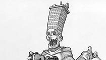 Three Cartoonists Present Their Works at BAYarts