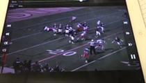 Crazy Final Seconds of Boardman vs. Harding Football Game