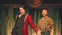 Although a bit Earth-bound on opening night, Peter and the Starcatcher at Dobama Theatre is set to soar