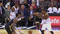 Cavaliers Prey On Raptors As Kyrie Shows Allstar Form