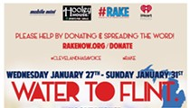 Local Donations for Residents of Flint, Michigan, Being Collected This Week