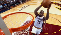 Cavaliers Second Half D Ignites Offense to Outshine the Suns