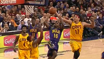 Cavs Ground Pelicans, Stay Focused on Process