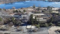 New Drone Flyover at Abandoned Geauga Lake Amusement Park is Depressing