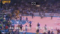 Video: Relive the Last Seconds of the Cavs' Miracle at Richfield Win Over the Bullets