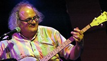 Banjo Man Eugene Chadbourne to Play Mahall's as Part of Short Midwestern Tour