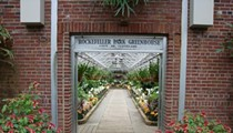 Someone Who Just Moved Here Reviews the Things You Regularly Do: The Rockefeller Park Greenhouse