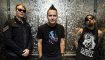 Punk Rockers Blink-182 to Play Blossom in August