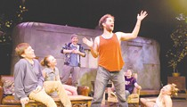 A Boozy Druggie Leads His Flock Into a Dead-end Story in Jerusalem at Ensemble Theatre