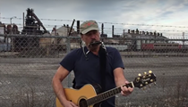 Video: Laid-Off Lorain Steelworker's Song Pays Tribute to Steelworkers in Ohio