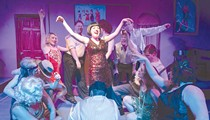 Party Hearty, 1920s-style, at The Wild Party at Blank Canvas Theatre