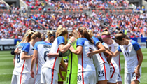 US Women's National Soccer Team Wins in Cleveland After Being Ordered Not To Go On Strike