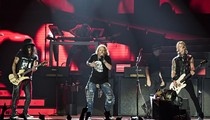 Guns N' Roses Launches Reunion Tour with Hard Rocking Show at Detroit's Ford Field