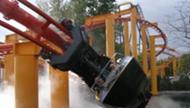 Cedar Point's Iron Dragon Joins Virtual Reality World