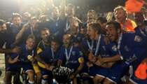 Cleveland's Soccer Team Won a Championship Saturday Night, If You Didn't Know