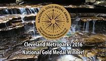 "Cleveland Metroparks Receives Prestigious ""Best in Nation"" Gold Medal Award"