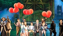 The Author of 'Peter Pan' Is at the Center of the Spectacular Yet Banal 'Finding Neverland' at Playhouse Square