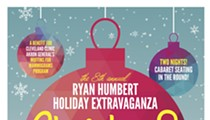 Singer-Songwriter Ryan Humbert Announces Details for His 8th Annual Holiday Extravaganza