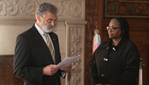 Mayor Jackson Swears in New Members of Cleveland Community Police Commission
