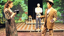 Get a Good Sense of the Philosopher and Man in 'The Night Thoreau Spent in Jail' at Ensemble Theatre