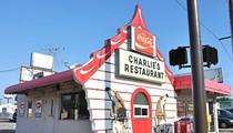Big Love for Tiny Charlie's Dog House Diner