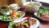A Pared-Down Menu of Street Food-Inspired Dishes Sets Thai Thai Apart in a Crowded Landscape
