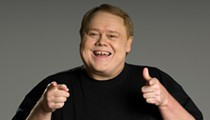Comedian Louie Anderson, Who Performs at Hilarities This Weekend, Talks About His Career-Defining Role on 'Baskets'