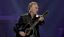 Neil Diamond Brought the Shine to Cleveland Last Night at the Q