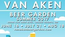 Van Aken Beer Garden (June 16, July 21, & August 18) - Shaker, OH