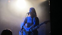 Warpaint Keeps Things Dark and Moody at the Beachland