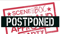 Tonight's Best of Cleveland Party Has Been Postponed
