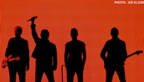 U2 Delivers a Message of Hope During Inspirational Performance at FirstEnergy Stadium