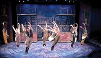 Extra! Extra! Read All About the Hoofing in 'Newsies' at Porthouse Theatre